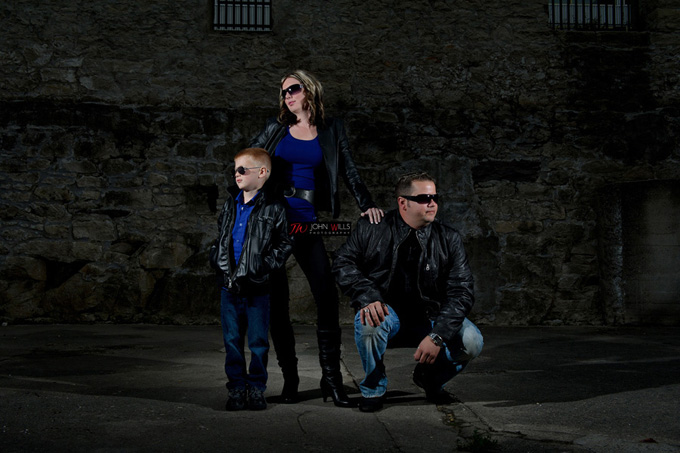 Cool Family Photos in Guelph