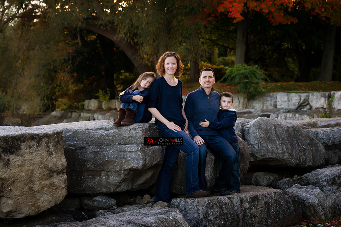 Family Photographers in Oakville and Burlington