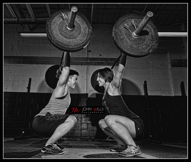 Cross Fit Photographers in Kitchener Waterloo Guelph Cambridge