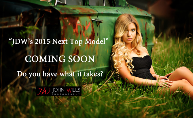 JDW's 2015 Next Top Model Contest