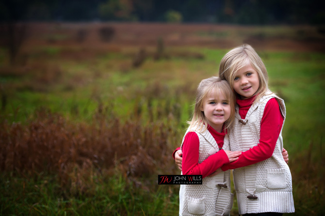 Fall Family Portrait Specials in Guelph Kitchener and Waterloo