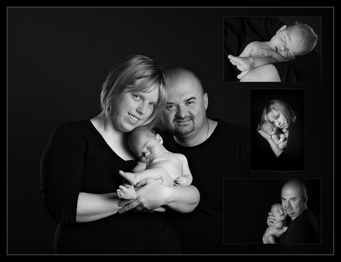 Family and Newborn Baby Photographers in Guelph