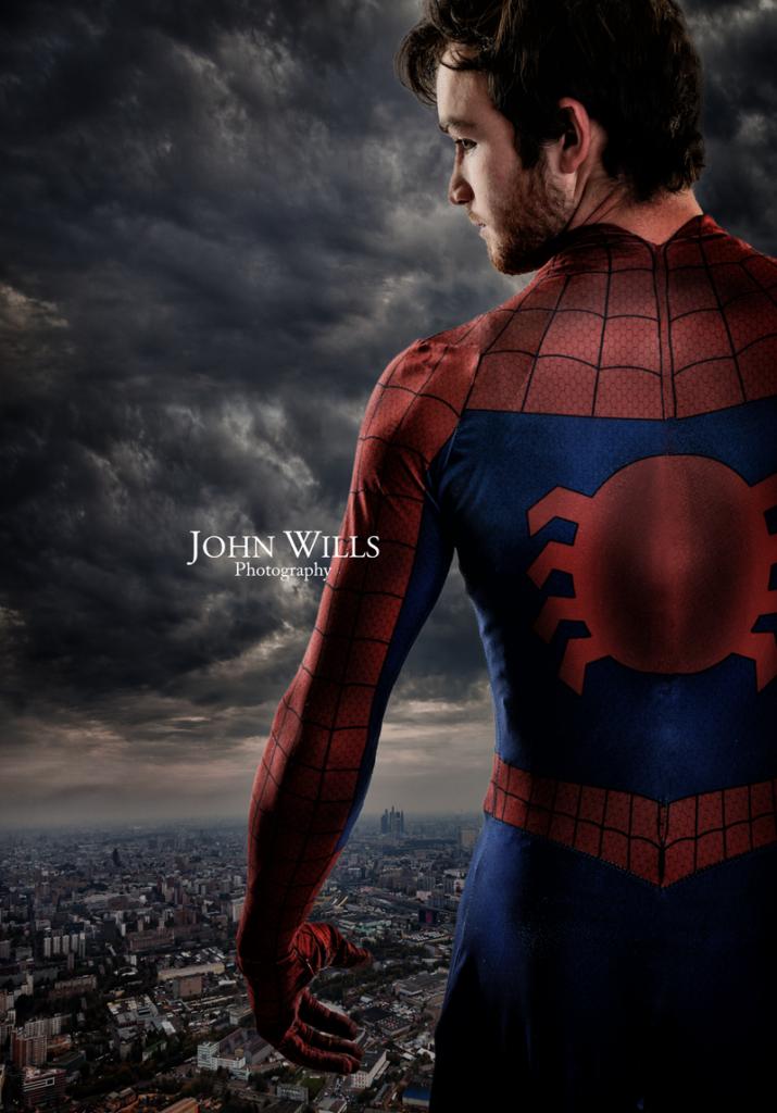 Guelph Spiderman