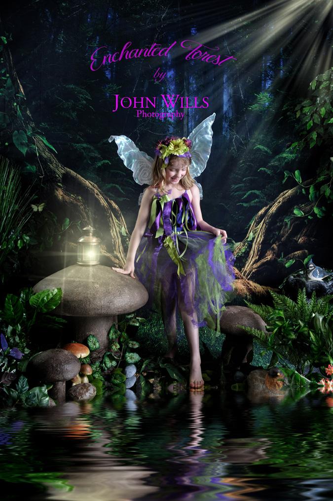 Guelph Photography Studio Fairy Photos