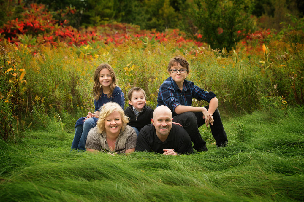 Guelph Fall Portrait Specials