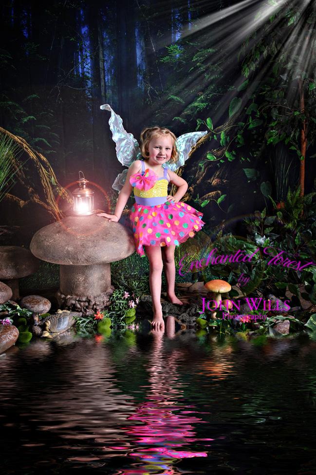 Kids Fairy photo shoots