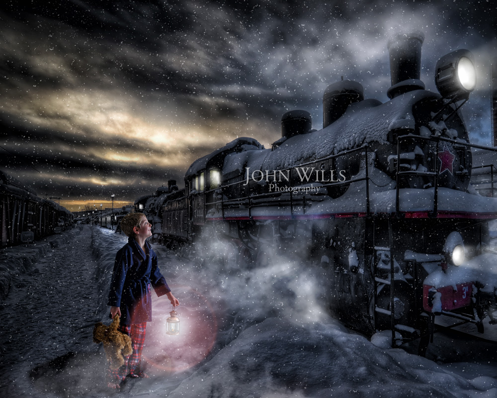 Polar Express Photos Guelph