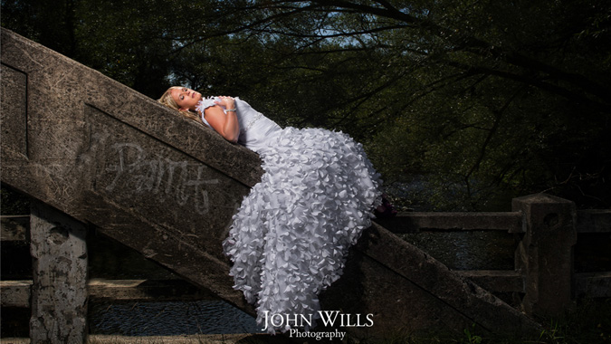 Kitchener Wedding Portraits