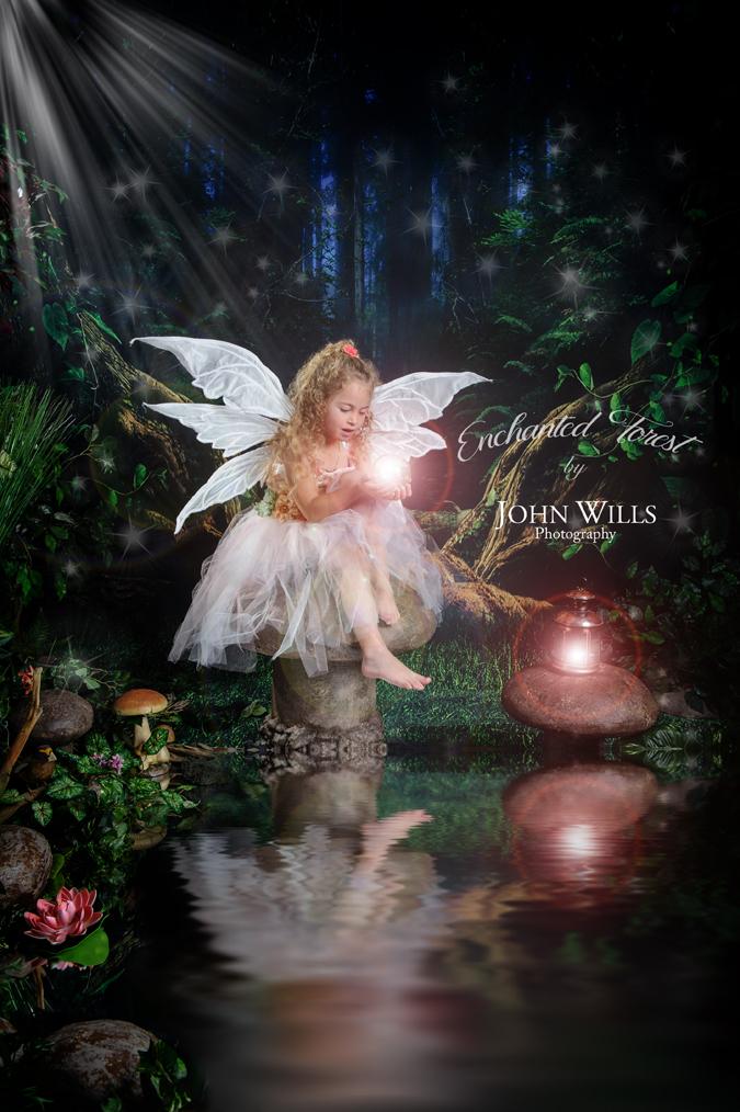 Fairy Portrait Photographers Guelph