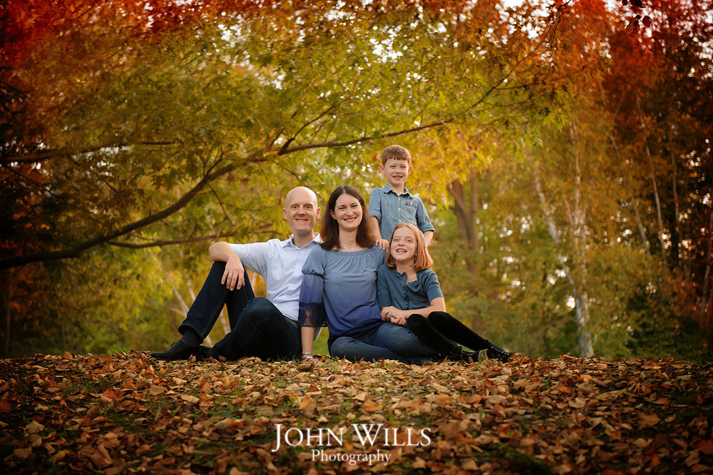 Fall Family Portraits Guelph Kitchener Waterloo